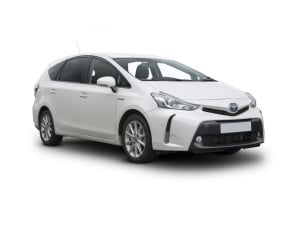 Toyota PRIUS+ 1.8 VVTi Icon 5dr CVT Auto [Nav/Leather]