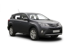 Toyota RAV4 2.0 D-4D Icon TSS 5dr [Cloth] 2WD