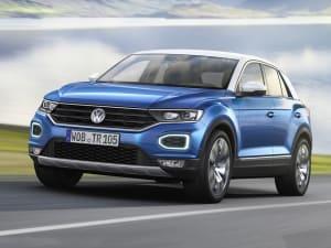Volkswagen T-ROC 1.5 TSI EVO SE 5dr
