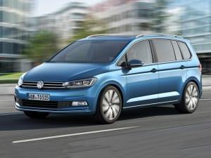 Volkswagen TOURAN 2.0 TDI SE Family 5dr DSG [7 Speed]