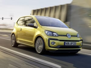 Volkswagen UP 1.0 High Up 3dr ASG [Start Stop]