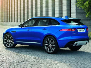 Jaguar F-PACE 2.0 [250] Chequered Flag 5dr Auto AWD