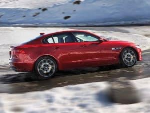 Jaguar XE 2.0d [180] R-Sport Black Edition 4dr Auto