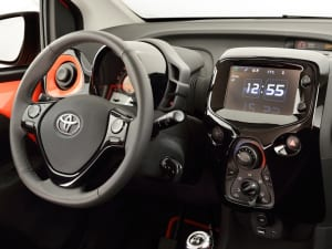 Toyota AYGO 1.0 VVT-i X-Cite 4 5dr x-shift