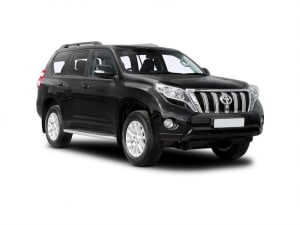Toyota LAND CRUISER 2.8 D-4D Invincible X Auto 5dr 7 Seats