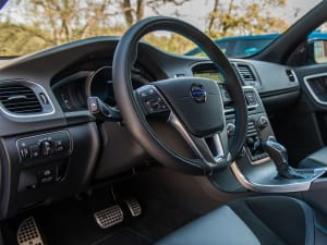Volvo S60 T4 [190] R DESIGN Lux Nav 4dr [Leather]