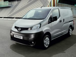 Nissan NV200 1.5 dCi Visia Freezer Van