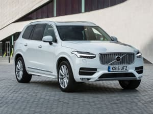 Volvo XC90 2.0 T6 [310] R DESIGN 5dr AWD Geartronic