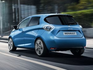 Renault ZOE 100kW GT Line R135 50kWh Rapid Charge 5dr Auto