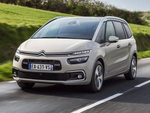 Citroen GRAND C4 SPACETOURER 1.5 BlueHDi 130 Shine 5dr