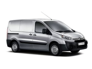 Citroen DISPATCH 1200 2.0 BlueHDi 180 Van Driver EAT8