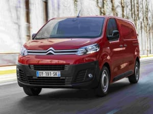 Citroen DISPATCH 1400 2.0 BlueHDi 150 Van Driver