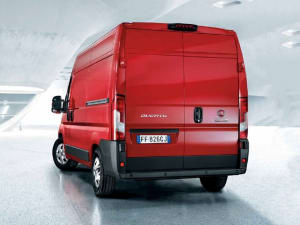 Fiat DUCATO 2.3 Multijet H/Rf Van 180 Power Comfortmatic
