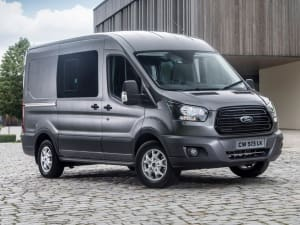 Ford TRANSIT 2.0 EcoBlue 105ps Tipper [1 Way]
