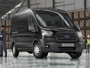 Ford TRANSIT 2.0 EcoBlue 170ps H2 Limited Van Auto
