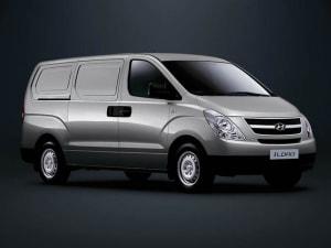 Hyundai ILOAD 2.5 CRDi SE Van