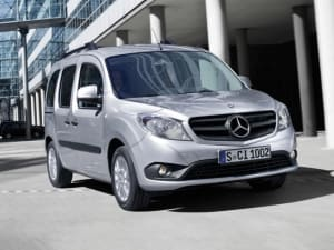 Mercedes Benz CITAN 109CDI Van