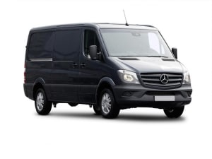 Mercedes Benz SPRINTER 3.5t BlueEFFICIENCY High Roof Van 7G-Tronic