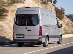 Mercedes Benz SPRINTER 3.5t Van