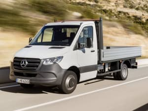 Mercedes Benz SPRINTER 3.0t BlueEFFICIENCY Chassis Cab 7G-Tronic