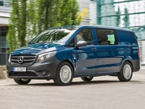 Mercedes Benz VITO 110CDI Pure Crew Van