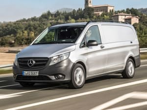 Mercedes Benz VITO 114CDI Urban Edition Van 7G-Tronic