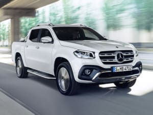 Mercedes Benz X CLASS 250d 4Matic Power Double Cab Pickup Auto