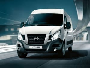 Nissan NV400 2.3 dci 150ps H1 Tekna Chassis Cab Auto