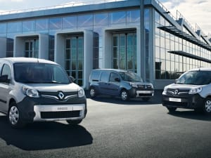Renault KANGOO ML20 44kW 33kWh Business i-Van Auto