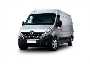 Renault MASTER MML35dCi 130 Business Medium Roof Window Van