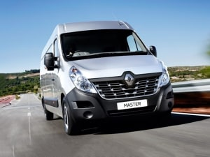 Renault MASTER MM35dCi 110 Business Medium Roof Crew Van [EURO 6]
