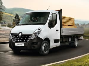 Renault MASTER LL35dCi 130 Business Low Roof D/Cab Dropside
