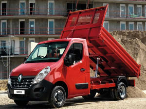Renault MASTER LL35dCi 130 Business Low Roof Chassis Cab