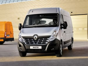 Renault MASTER LM35dCi 130 Business+ Medium Roof Van
