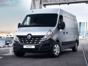 Renault MASTER SM35dCi 110 Business Medium Roof Window Van
