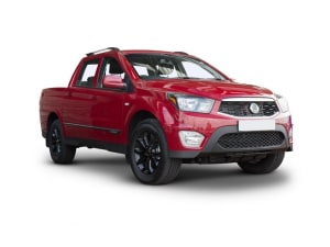 Ssangyong MUSSO Double Cab Pick Up Rhino 4dr Auto AWD