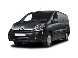 Toyota PROACE 2.0D 120 Design Crew Van [TSS]
