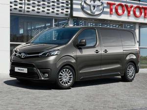 Toyota PROACE 2.0D 120 Comfort Van [Premium]