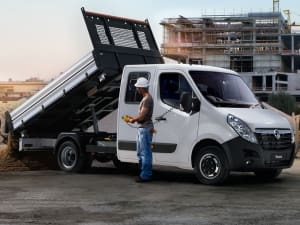 Vauxhall MOVANO 2.3 Turbo D 150ps H1 Tipper