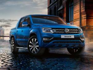 Volkswagen AMAROK D/Cab Pick Up Aventura 3.0 V6 TDI 258 BMT 4M Auto