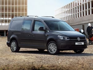 Volkswagen CADDY 2.0 TDI BlueMotion Tech 150PS Startline Van DSG