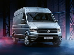 Volkswagen CRAFTER 2.0 TDI 102PS Startline Extra High Roof Van