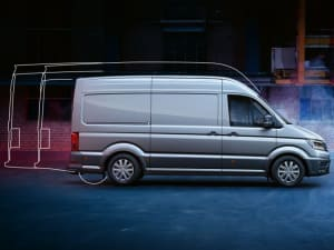 Volkswagen CRAFTER 2.0 TDI 177PS Startline High Roof Van Auto