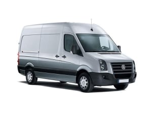 Volkswagen CRAFTER 2.0 TDI 140PS Trendline Extra High Roof Van