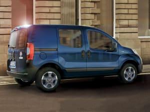 Fiat FIORINO 1.3 16V Multijet Van Comfort Matic [SLD]