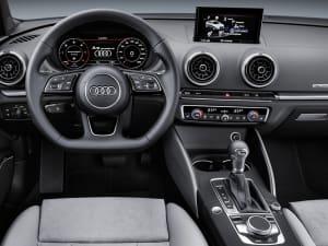 Audi A3 2.0 TFSI Quattro Black Ed 4dr S Tronic [Tech]