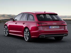 Audi A6 2.0 TDI Ultra Black Edition 5dr S Tronic