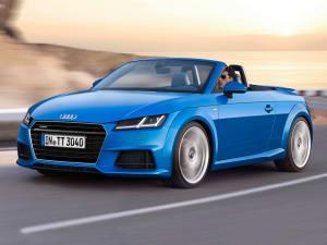 Audi TT 1.8T FSI S Line 2dr S Tronic [Tech Pack]