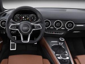 Audi TT 45 TFSI Sport Edition 2dr S Tronic