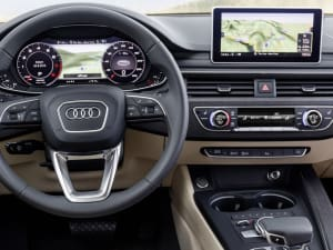 Audi A4 2.0 TDI S Line 4dr [Leather/Alc]